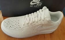 NIKE AF1 ULTRA FLYKNIT LOW / WHITE - WHITE - ICE
