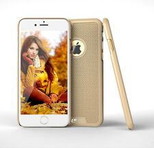 """LOOPEE For """"Apple iPhone 5/5S/SE"""" Luxury Slim Hollow Mesh Hard Back Case Cover"""