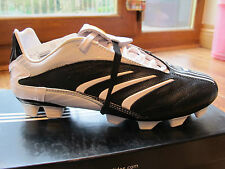 Adidas  + P  ABSOLION TRX FG   UK 7   Mens Firm Ground Football Boots 670011 Blk