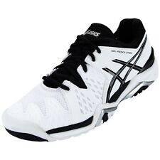 ASICS GEL RESOLUTION 6 SCARPA DA TENNIS ANCHE PER PADEL / SQUASH PALESTRA