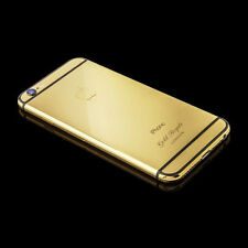 BRAND NEW IPHONE 6S PLUS LUXURY GOLD CARBON FIBRE HIGH LIFE 24KT UNLOCKED