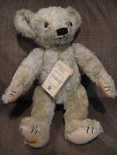 MERRYTHOUGHT Mohair teddy bear--LIMITED EDITION--#320 of 1000--estate find--NWT