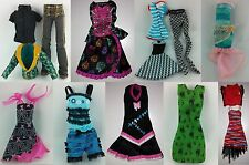Monster High Fashion Shop 4 - Basic Outfits Mode Wechselkleidung Frankie Cleo