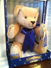 Merrythought Teddy Bear Mohair Blonde 16