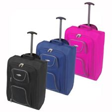 Easyjet Ryanair Cabin Approved Travel Luggage Holdall Flight Bag Case Suitecase
