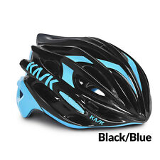 Kask Mojito Road Helmet Cycling Helmet Black/Blue