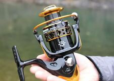 Metal spinning reel(Gapless) 12+1BB 5.1:1 Carp Fishing Reel