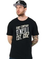 ONeill T-Shirt Signage Schwarz Out