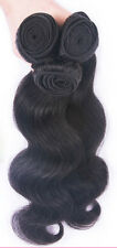 "100% Brazilian Virgin Human Remy Hair Extension Weaving Weft Body Wave 8"" - 28"""