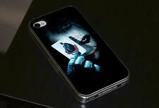 Joker Di Batman The Dark Knight Scheda Cover Rigida Per Telefonino Per