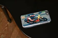 Barry Sheene MotoGP LEGEND fundas para teléfono iPhone 4 5 6 7 Samsung S6 S7