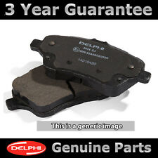 FRONT DELPHI LOCKHEED BRAKE PADS FOR NISSAN SUNNY   1.6 SLX (1986-1988) CHOICE 2