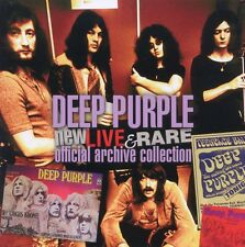 Deep Purple - New Live And Rare (Live In Europe 1969-1971)