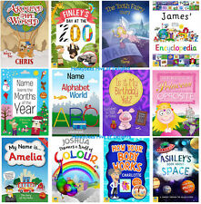 PERSONALISED Childrens READING Adventure Story BOOK Gift Ideas For Boys Girls