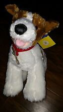 Build A Bear Workshop Bearemys Kennel Pals Brown and White Dog