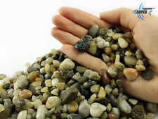 AQUARIUM FISH TANK NATURAL GRAVEL, STONES SUBSTRATE AQUARIUM FISH TANK, PLANT