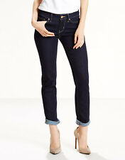 Levi's Women's 712 Mid-Rise Slim Jeans - Lone Wolf