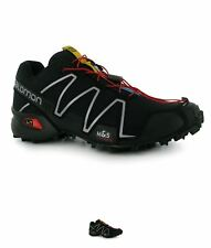 MODA Salomon Speedcross 3 Uomo Trail Scarpe running Black/Black