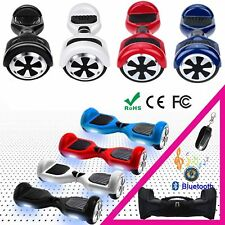 "6.5"" Electrico Scooter Patinete Self Balancing Monopatin Hoverboard con Bolso MD"