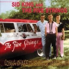 Gonna Shake This Shack Tonight - KING SID [CD]