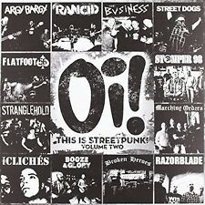 Oi! This Is Streetpunk! Vol. 2 - VARIOUS [LP]