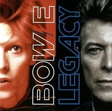 Legacy (The Very Best Of David Bowie) - BOWIE DAVID [2x LP]