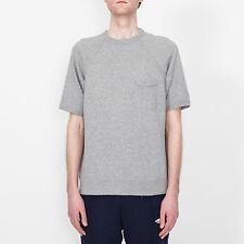 BATTENWEAR S/S Reach-Up Sweatshirt Heather Grey Felpa smanicata XS S M carhartt
