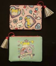 PRIMARK DISNEY LADIES / GIRLS THE RUGRATS ANGELICA  PURSE OR SMALL MAKE UP BAG