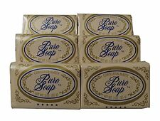 Cal Ben Five Star Soap Products Complexion Beauty Pure Soap, 6 Pack