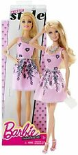 "Barbie W/ Light Pink Dress ~12"" Doll - Barbie Fashionista Series"
