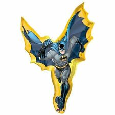 Anagram/Md 39 Inch Large Batman Action Shape Balloon - Each