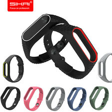Replacement Wrist Band Silicon Strap Clasp For MIBand 2 XIAOMI 2  Smart Bracelet