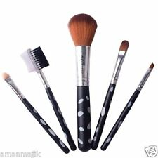 New MAJIK MAKE UP BRUSHES Set of 5 FOR PROFESSIONAL USE