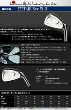 NEW KYOEI JAPAN ZESTAIM Fi-3 Forged Iron NS950GH 4-PW 7pc