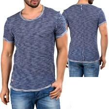 Redbridge Herren Grobstrick- T-Shirt *External Three Ply* Jeans RBC BUSINESS WoW