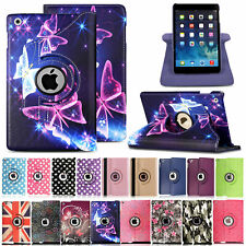 New Design Leather Smart Stand Flip Case Cover For Apple iPad Mini 2 3 4 9.7 Pro