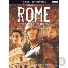 the Rise and Fall of Rome - Dutch Import  DVD NUEVO