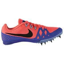 Nike Zoom Rival MD 8 Athletics Running Spikes Womens Pnk/Blk Trainers Sneakers