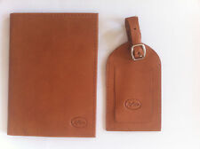 LEATHER Passport Holder leather Travel Wallet leather Passport Cover Handcrafted