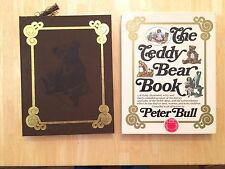 Vintage The Teddy Bear Book Signed by Peter Bull Limited Collectors Edition
