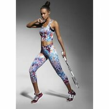 Legging sport court multicolore CATY 70 BB