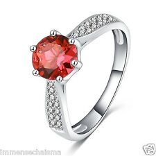 Platinum Plated Party Festive Fashion Wear AAA Zircon Ring For Women R2042-2044