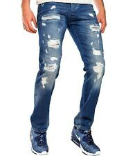 Redbridge Herren Jeans Hose Jeanshose Denim Destroyed Redbridge by Cipo & Baxx