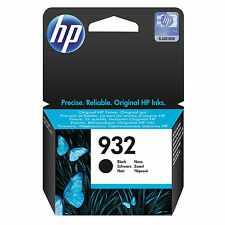 ORIGINALE AUTENTICO OEM HP HEWLETT PACKARD 932 CN057AE CARTUCCIA INCHIOSTRO NERO