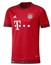 Adidas Fc Bayern Munich Camiseta Local 2015 2016 ROJO