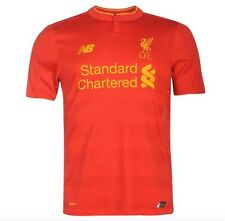 New Balance FC Liverpool Heim maillot (domicile) 16 2017 Rouge Or