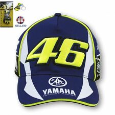 2016 OFFICIAL Valentino Rossi The Doctor Yamaha VR46 Hat/Cap and/or Keyring
