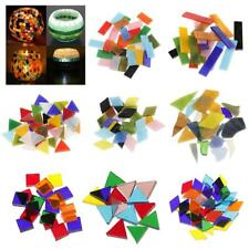 300pcs Vitreo di Vetro per Mosaico Piastrelle per Arte e Craft LIGHT HOLDER 12mm
