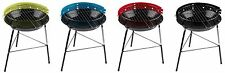 BBQ BARBECUE CHARCOAL GRILL METAL PICNIC OUTDOOR CAMPING SUMMER GARDEN 33x43cm