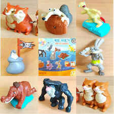 McDonalds Happy Meal Toy 2012 ICE AGE 4 Movie Character - VARIOUS